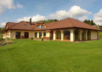 Komplexní péče o dům v době nepřítomnosti majitele