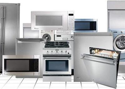 Instalace, výměna domácích spotřebičů